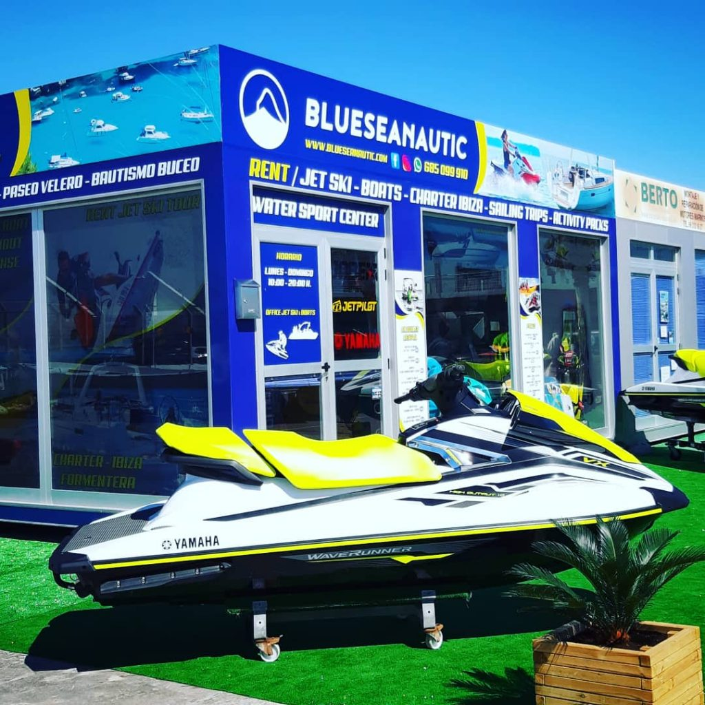 rent jetski valencia - blue sea nautic